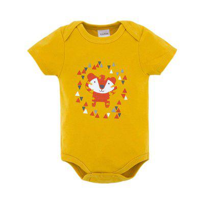 Wuawua 3pieces a lot Baby Bodysuit Short Sleeve Cotton Print Romperbaby rompers<br>Wuawua 3pieces a lot Baby Bodysuit Short Sleeve Cotton Print Romper<br><br>Closure Type: Pullover<br>Collar: Round Neck<br>Gender: Unisex<br>Material: Cotton<br>Package Contents: 3 X Bodysuit<br>Season: Summer<br>Sleeve Length: Full<br>Thickness: General<br>Weight: 0.2400kg