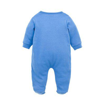 Wuawua Baby Rompers Long Sleeve Cotton Bear Embroidered Romperbaby rompers<br>Wuawua Baby Rompers Long Sleeve Cotton Bear Embroidered Romper<br><br>Closure Type: Pullover<br>Collar: Round Neck<br>Gender: Boy<br>Material: Cotton<br>Package Contents: 1 x Baby Romper<br>Season: Spring<br>Sleeve Length: Full<br>Thickness: Thin<br>Weight: 0.1500kg