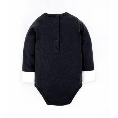 Wuawua  Baby Bodysuit Short Sleeve Bow Jentlemen Romperbaby rompers<br>Wuawua  Baby Bodysuit Short Sleeve Bow Jentlemen Romper<br><br>Closure Type: Pullover<br>Collar: Round Neck<br>Gender: Boy<br>Material: Cotton<br>Package Contents: 1XBodysuit<br>Season: Autumn<br>Sleeve Length: Full<br>Thickness: General<br>Weight: 0.1300kg