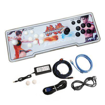 1220 Video Games Arcade Console Machine Double Joystick Pandoras Box mccxx VGA HDMI 7Handheld Games<br>1220 Video Games Arcade Console Machine Double Joystick Pandoras Box mccxx VGA HDMI 7<br><br>Brand: Other<br>Charge way: AC adapter<br>Compatible with: TV, PC, MIMU TV, Built-in Games, Game Console<br>Language: Korea<br>Package Contents: 1 x Arcade Console, 2 x buttons, 1 x HDMI Cable,1 x USB Cable, 1 x VGA Cable, 1 x 12V3A Power adapter, 1 x EU Plug, 1 x English User manual<br>Package size: 71.00 x 25.00 x 17.00 cm / 27.95 x 9.84 x 6.69 inches<br>Package weight: 5.0000 kg<br>Pre-positioned Games Number: 1220<br>Product size: 66.00 x 22.50 x 6.50 cm / 25.98 x 8.86 x 2.56 inches<br>Product weight: 3.2200 kg<br>ROM: 16GB