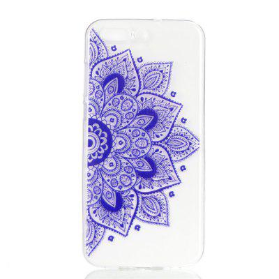 for Asus Zenfone4 ZE554KL Ethnic Style Soft Clear TPU Phone Casing Mobile Smartphone Cover Shell Case ze554kl 1a085ru