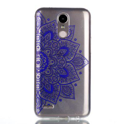 for LG K10 2017 Ethnic Style Soft Clear TPU Phone Casing Mobile Smartphone Cover Shell Case for iphone 7 ethnic style soft clear tpu phone casing mobile smartphone cover shell case