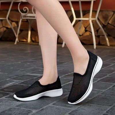 New WomenS Breathable Sports and Casual Net ShoesWomens Sneakers<br>New WomenS Breathable Sports and Casual Net Shoes<br><br>Available Size: 36-40<br>Closure Type: Slip-On<br>Embellishment: None<br>Gender: For Women<br>Outsole Material: Rubber<br>Package Contents: 1 x shoes(pair)<br>Pattern Type: Solid<br>Season: Summer, Winter, Spring/Fall<br>Toe Shape: Round Toe<br>Toe Style: Closed Toe<br>Upper Material: Microfiber<br>Weight: 1.5840kg