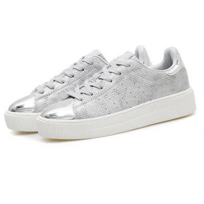 New WomenS Popular Breathable Casual Plate ShoesWomens Sneakers<br>New WomenS Popular Breathable Casual Plate Shoes<br><br>Available Size: 35-40<br>Closure Type: Lace-Up<br>Embellishment: None<br>Gender: For Women<br>Outsole Material: Rubber<br>Package Contents: 1 x shoes(pair)<br>Pattern Type: Solid<br>Season: Summer, Winter, Spring/Fall<br>Toe Shape: Round Toe<br>Toe Style: Closed Toe<br>Upper Material: Microfiber<br>Weight: 1.5840kg