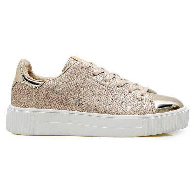 New Women'S Popular Breathable Casual Plate Shoes