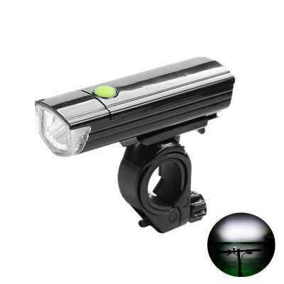 LEADBIKE Bike Front Light 3W Super Bright LED Waterproof Bicycle Headlight Flashlight with Mount Holder