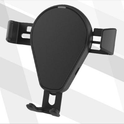 Auto Adjusting Wireless Charger Wireless Charging Car Mount
