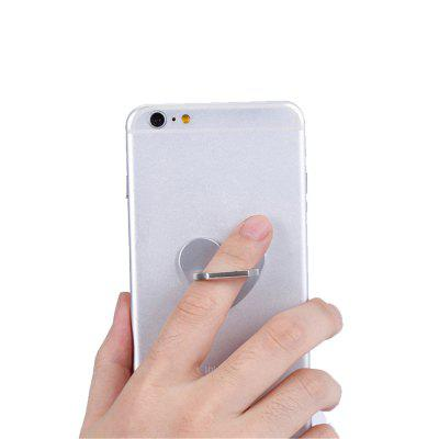 360 Degree Rotating Heart Shape Cell Phone Finger Ring Holder StandStands &amp; Holders<br>360 Degree Rotating Heart Shape Cell Phone Finger Ring Holder Stand<br><br>Material: Plastic<br>Package Contents: 1 x Finger Ring Stand Holder<br>Package size (L x W x H): 10.00 x 5.50 x 1.00 cm / 3.94 x 2.17 x 0.39 inches<br>Package weight: 0.0070 kg
