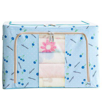 1Pc 66L Oxford Cloth Waterproof and Clothing Collection Box