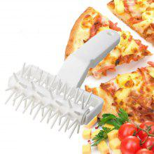 Cutter  Cake Pastry Baking Pizza Dough Needle Roller Hole Puncher