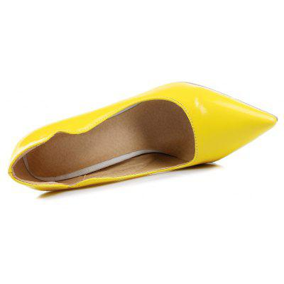 New Extreme High Heels  Party Thin Heels Slip-On Ladies ShoesWomens Pumps<br>New Extreme High Heels  Party Thin Heels Slip-On Ladies Shoes<br><br>Heel Type: Stiletto Heel<br>Occasion: Party<br>Package Contents: 1 x shoes(pair)<br>Pumps Type: Basic<br>Season: Spring/Fall<br>Toe Shape: Pointed Toe<br>Toe Style: Closed Toe<br>Upper Material: Patent Leather<br>Weight: 1.3157kg