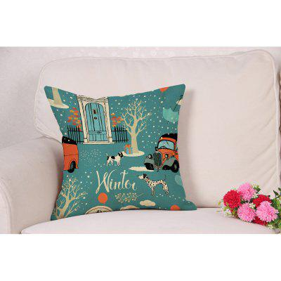 ROUNCO Cartoon Puppy Spring Summer Autumn Winter Linen Pillowcase Sofa Cushion 90GHome Gadgets<br>ROUNCO Cartoon Puppy Spring Summer Autumn Winter Linen Pillowcase Sofa Cushion 90G<br><br>Materials: Polyester<br>Package Contents: 1xpillowcase<br>Package Size(L x W x H): 25.00 x 45.00 x 0.10 cm / 9.84 x 17.72 x 0.04 inches<br>Package weight: 0.0800 kg<br>Product weight: 0.0800 kg