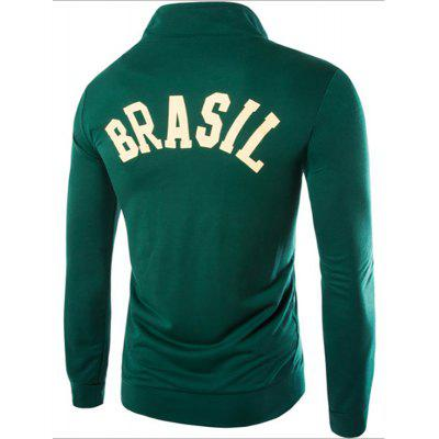 Mens Sports  Flag Embroidery Design Casual SweatshirtMens Hoodies &amp; Sweatshirts<br>Mens Sports  Flag Embroidery Design Casual Sweatshirt<br><br>Material: Cotton Blends<br>Package Contents: 1x Sweatshirt<br>Shirt Length: Regular<br>Sleeve Length: Full<br>Style: Casual<br>Sweatshirt: None<br>Weight: 0.3500kg