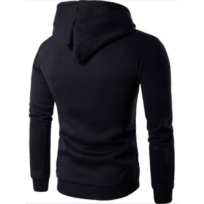 Mens New Personality Zipper Design Casual HoodieMens Hoodies &amp; Sweatshirts<br>Mens New Personality Zipper Design Casual Hoodie<br><br>Hoodies: None<br>Material: Cotton, Cotton Blends<br>Package Contents: 1x Hoodies<br>Shirt Length: Regular<br>Sleeve Length: Full<br>Style: Fashion<br>Weight: 0.3800kg