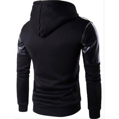 Mens New Style Fight Unique Zipper Decorative Fashion HoodieMens Hoodies &amp; Sweatshirts<br>Mens New Style Fight Unique Zipper Decorative Fashion Hoodie<br><br>Hoodies: None<br>Material: Cotton, Cotton Blends<br>Package Contents: 1x Hoodies<br>Shirt Length: Regular<br>Sleeve Length: Full<br>Style: Casual<br>Weight: 0.4000kg