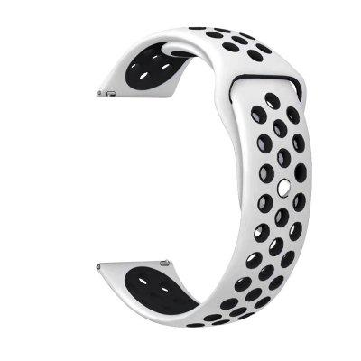 20MM Soft Silicone Band 20MM Replacement Strap for Samsung Gear Sport SM-R600 Gear S2 Classic