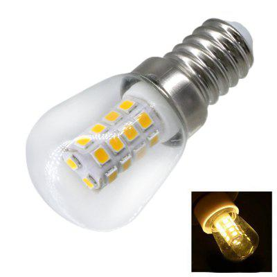 YWXLight T26 2W E14 Refrigerator LED Bulb AC220V Bright Indoor Lamp for Fridge Freezer Crystal Chandeliers Lighting