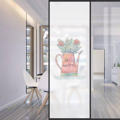 Pervious To Light Opaque Frosted Glass Stiker 003 - BWall Stickers<br>Pervious To Light Opaque Frosted Glass Stiker 003 - B<br><br>Art Style: Toilet Stickers<br>Artists: Others<br>Color Scheme: Multicolor<br>Function: Decorative Wall Sticker, 3D Effect<br>Material: Vinyl(PVC)<br>Package Contents: 1 X Frosted Glass Stiker<br>Package size (L x W x H): 60.00 x 6.00 x 6.00 cm / 23.62 x 2.36 x 2.36 inches<br>Package weight: 0.2800 kg<br>Product size (L x W x H): 180.00 x 58.00 x 0.10 cm / 70.87 x 22.83 x 0.04 inches<br>Quantity: 1<br>Subjects: Fashion,Vintage,Letter,Leisure,Cute,Flower,Botanical,Landscape,Still Life<br>Suitable Space: Indoor,Outdoor,Bathroom,Bedroom,Dining Room,Office,Cafes,Kids Room,Kids Room,Study Room / Office,Boys Room,Girls Room<br>Type: Plane Wall Sticker