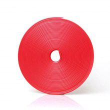 8m Car Hub Tire Sticker Decorative Strip Protection Care Covers