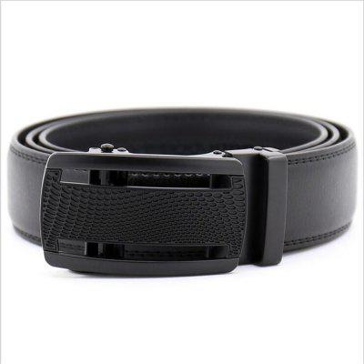 Black Men Belt LY55-02434-1Mens Belts<br>Black Men Belt LY55-02434-1<br><br>Belt Material: Cowskin<br>Belt Silhouette: Wide Belt<br>Gender: For Men<br>Group: Adult<br>Package Contents: 1 x belt<br>Package size (L x W x H): 10.00 x 10.00 x 10.00 cm / 3.94 x 3.94 x 3.94 inches<br>Package weight: 0.3500 kg<br>Pattern Type: Others<br>Style: Casual