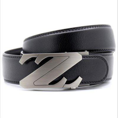 Automatic Mens Fashion Belt LY55-561780-1Mens Belts<br>Automatic Mens Fashion Belt LY55-561780-1<br><br>Belt Material: Cowskin<br>Belt Silhouette: Wide Belt<br>Gender: For Men<br>Group: Adult<br>Package Contents: 1 x belt<br>Package size (L x W x H): 10.00 x 10.00 x 10.00 cm / 3.94 x 3.94 x 3.94 inches<br>Package weight: 0.3500 kg<br>Pattern Type: Others<br>Style: Fashion
