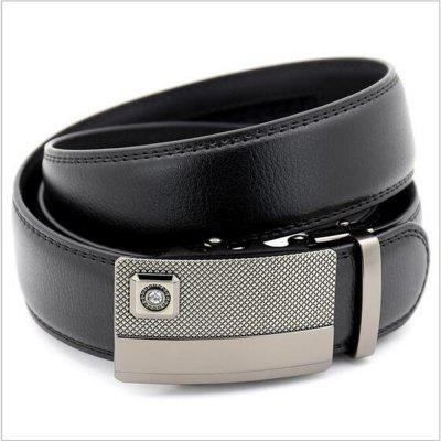 The New Fashion Leisure Belt LY87168-1Mens Belts<br>The New Fashion Leisure Belt LY87168-1<br><br>Belt Material: Cowskin<br>Belt Silhouette: Wide Belt<br>Gender: For Men<br>Group: Adult<br>Package Contents: 1 x belt<br>Package size (L x W x H): 10.00 x 10.00 x 10.00 cm / 3.94 x 3.94 x 3.94 inches<br>Package weight: 0.3500 kg<br>Pattern Type: Others<br>Style: Casual