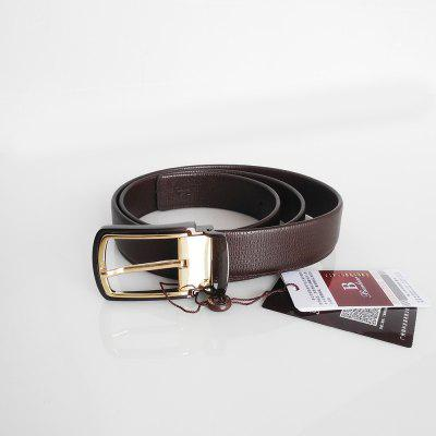Fashion business mens belt 9053601cMens Belts<br>Fashion business mens belt 9053601c<br><br>Belt Material: Cowskin<br>Belt Silhouette: Wide Belt<br>Gender: For Men<br>Group: Adult<br>Package Contents: 1 x belt<br>Package size (L x W x H): 10.00 x 10.00 x 10.00 cm / 3.94 x 3.94 x 3.94 inches<br>Package weight: 0.4000 kg<br>Pattern Type: Others<br>Style: Casual