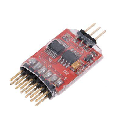 3 Channel Video Switcher Module for FPV DIY Drone fpv camera switch aoe 3 way fpv video switch unit 3 channel video switcher module for rc