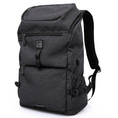 Simple Oxford computer backpack-student science and technology schoolbag light male bag casual backpackBackpacks<br>Simple Oxford computer backpack-student science and technology schoolbag light male bag casual backpack<br><br>Backpack Capacity: &gt;40L<br>Capacity: Above 40L<br>Color: Black,Gray<br>Features: Ultra Light, molle system, Water Resistance, Foldable, Laptop Bag<br>For: Traveling, Adventure, Hiking, Cycling, Climbing<br>Material: 600D Oxford Fabric, Oxford Fabric<br>Oxford Material: 600D Oxford<br>Package Contents: 1 x Backpack<br>Package size (L x W x H): 34.00 x 27.00 x 63.00 cm / 13.39 x 10.63 x 24.8 inches<br>Package weight: 0.7500 kg<br>Product size (L x W x H): 29.00 x 19.00 x 47.00 cm / 11.42 x 7.48 x 18.5 inches<br>Type: Backpack