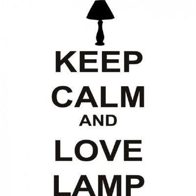 DSU  Hot Sale Creative Quotes Wall Decals-Keep Calm And Love Lamp library Living RoomWall Stickers<br>DSU  Hot Sale Creative Quotes Wall Decals-Keep Calm And Love Lamp library Living Room<br><br>Brand: DSU<br>Function: 3D Effect, Decorative Wall Sticker<br>Material: Vinyl(PVC)<br>Package Contents: 1 x Wall Sticker<br>Package size (L x W x H): 45.00 x 5.00 x 5.00 cm / 17.72 x 1.97 x 1.97 inches<br>Package weight: 0.2500 kg<br>Product size (L x W x H): 88.00 x 42.00 x 0.10 cm / 34.65 x 16.54 x 0.04 inches<br>Product weight: 0.2000 kg<br>Quantity: 1<br>Subjects: Fashion,Others<br>Suitable Space: Living Room,Bedroom<br>Type: 3D Wall Sticker, Plane Wall Sticker