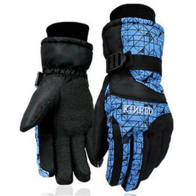 Ridding Winter Warm Gloves for Cycling Men Gloves