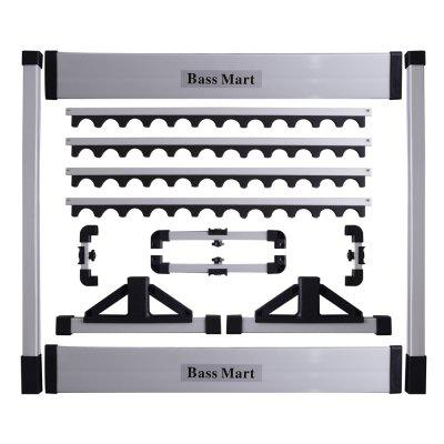 Fishing Rod Rack Up to 24 Cases