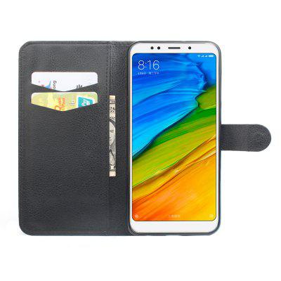 Luxury Wallet Case for Xiaomi Redmi 5 Plus Phone Wallet Leather Case for Xiaomi Redmi 5PLUS CaseCases &amp; Leather<br>Luxury Wallet Case for Xiaomi Redmi 5 Plus Phone Wallet Leather Case for Xiaomi Redmi 5PLUS Case<br><br>Color: Black,White,Red,Brown<br>Features: Back Cover, Full Body Cases, Cases with Stand, Anti-knock, Dirt-resistant<br>Material: TPU<br>Package Contents: 1 x Phone Case<br>Package size (L x W x H): 15.00 x 7.00 x 2.00 cm / 5.91 x 2.76 x 0.79 inches<br>Package weight: 0.0750 kg<br>Style: Cool, Special Design, Solid Color