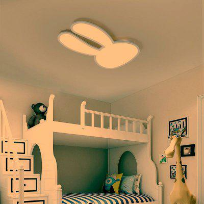 MY1731 - 49W - WW LED Warm White Ceiling Lamp for Children AC 220VFlush Ceiling Lights<br>MY1731 - 49W - WW LED Warm White Ceiling Lamp for Children AC 220V<br><br>Battery Included: No,Non-preloaded<br>Certifications: CE,RoHs<br>Color Temperature or Wavelength: 2800K<br>Features: Eye Protection<br>Fixture Height ( CM ): 4CM<br>Fixture Length ( CM ): 63CM<br>Fixture Material: Metal,Plastic<br>Fixture Width ( CM ): 39CM<br>Package Contents: 1 x Ceiling Lamp,  4 x Screw, 4 x Colloidal Particle<br>Package size (L x W x H): 64.00 x 40.00 x 5.00 cm / 25.2 x 15.75 x 1.97 inches<br>Package weight: 5.1000 kg<br>Product size (L x W x H): 63.00 x 39.00 x 4.00 cm / 24.8 x 15.35 x 1.57 inches<br>Product weight: 4.5600 kg<br>Shade Material: Plastic<br>Style: Modern/Contemporary, Chic &amp; Modern, Simple Style, LED<br>Suggested Room Size: 10 - 15?,20 - 30?<br>Suggested Space Fit: Boys Room,Cafes,Dining Room,Girls Room,Indoors,Kids Room<br>Type: Semi-Flushmount Lights<br>Voltage ( V ): AC220