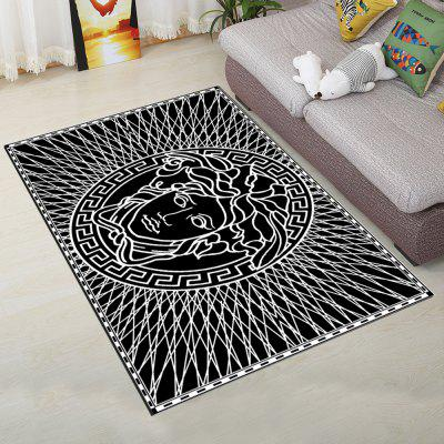 Living Room Floor Mat Modern Unique Character Head Printed Solid Bedside MatCarpets &amp; Rugs<br>Living Room Floor Mat Modern Unique Character Head Printed Solid Bedside Mat<br><br>Category: Mat,Carpet<br>For: All<br>Material: Polyester, Others, Polyester fibre<br>Occasion: Office, Dining Room, Bedroom, Bathroom, Kitchen Room, Living Room<br>Package Contents: 1 x carpet<br>Package size (L x W x H): 20.00 x 25.00 x 5.00 cm / 7.87 x 9.84 x 1.97 inches<br>Package weight: 0.4000 kg