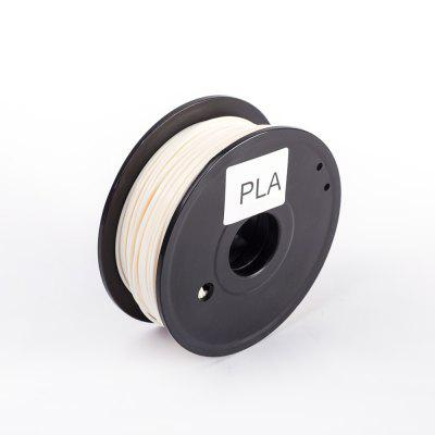 FLSUN PLA Filament 3D Printing Materials 1.75 1KG Spool PLA Plastic for 3D Printer Dimensional Accuracy of +/- 0.03mm