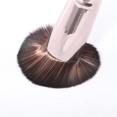 Angled Kabuki Professional Contour and Foundation Makeup Brush for Liquid   Cream Mineral   Powder Foundation   Face CosMakeup Brushes &amp; Tools<br>Angled Kabuki Professional Contour and Foundation Makeup Brush for Liquid   Cream Mineral   Powder Foundation   Face Cos<br><br>Brush Material: Goat Hair<br>Category: Blush Brush,Foundation Brush,Other Brush,Contour Brush<br>For: Face<br>Handle Material: Wood<br>Package Contents: 1xCosmetic brush<br>Package Size(L x W x H): 16.00 x 2.00 x 2.00 cm / 6.3 x 0.79 x 0.79 inches<br>Package weight: 0.0400 kg<br>Quantity range (pcs): 1-5<br>Type: Single brush