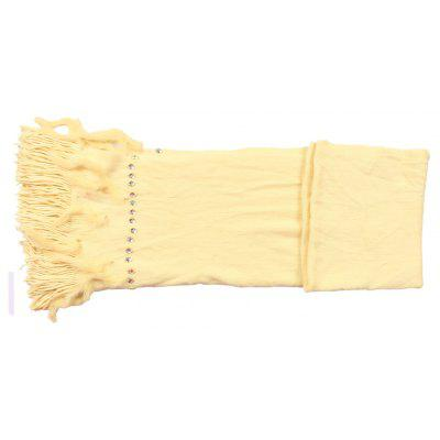 The Wool  Warm  Long Soft ScarfWomens Scarves<br>The Wool  Warm  Long Soft Scarf<br><br>Elasticity: Micro-elastic<br>Gender: For Women<br>Group: Adult<br>Material: Microfiber<br>Package Contents: 1xScarf<br>Package size (L x W x H): 1.00 x 1.00 x 1.00 cm / 0.39 x 0.39 x 0.39 inches<br>Package weight: 0.3000 kg<br>Scarf Length: 100-135CM<br>Scarf Type: Scarf<br>Scarf Width (CM): 40<br>Season: Winter<br>Style: Fashion