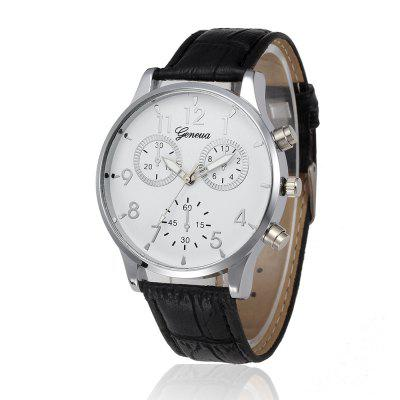 Women'S Watch Pointed Display All Match Casual Retro Style Watch Accessory