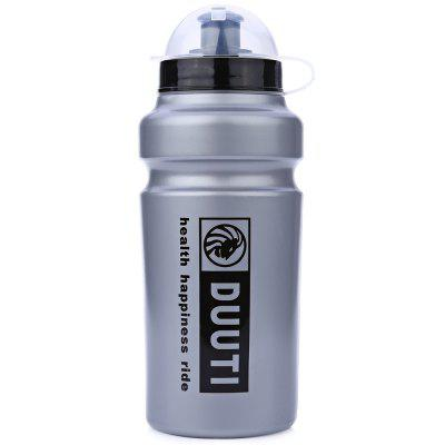 500ml DUUTI Portable Polyethylene Outdoor Mountain Bike Cycling Sports Water Bottle