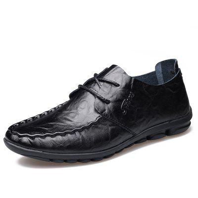The New Spring Doug with Recreational Leather Shoes 1689Men's Oxford<br>The New Spring Doug with Recreational Leather Shoes 1689<br><br>Available Size: 38-44<br>Closure Type: Lace-Up<br>Embellishment: Ruffles<br>Gender: For Men<br>Insole Material: PU<br>Lining Material: Genuine Leather<br>Occasion: Casual<br>Outsole Material: Rubber<br>Package Contents: 1xshoes(pair)<br>Pattern Type: Patchwork<br>Season: Summer, Winter, Spring/Fall<br>Shoe Width: Medium(B/M)<br>Toe Shape: Round Toe<br>Toe Style: Closed Toe<br>Upper Material: Cow Split<br>Weight: 1.9800kg