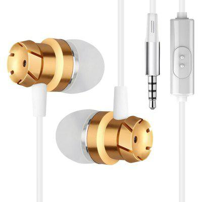 Headphones Earbuds High Definition in-ear Noise Isolating Heavy Deep BassEarbud Headphones<br>Headphones Earbuds High Definition in-ear Noise Isolating Heavy Deep Bass<br><br>Compatible with: iPod, iPhone, MP3, Mobile phone<br>Connectivity: Wired<br>Function: MP3 player, Answering Phone<br>Material: ABS<br>Package Contents: 1 x Headset<br>Package size (L x W x H): 7.00 x 3.00 x 2.00 cm / 2.76 x 1.18 x 0.79 inches<br>Package weight: 0.0230 kg<br>Product weight: 0.0200 kg<br>Type: In-Ear