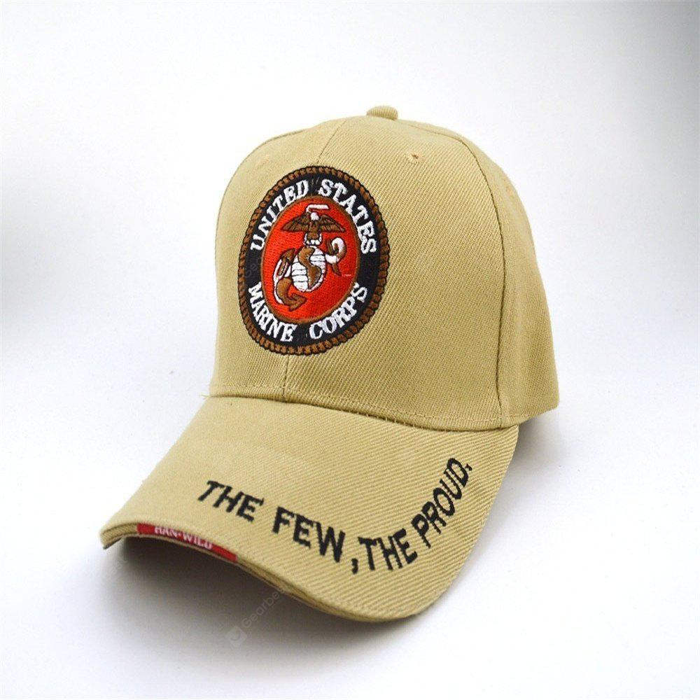 U.S. Marine Corps Hats for Men Summer Baseball Cap