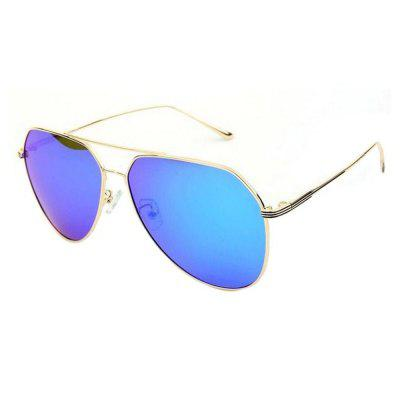 Sunglasses Casual Polarized Light All Match Glasses AccessoryOther Eyewear<br>Sunglasses Casual Polarized Light All Match Glasses Accessory<br><br>Color: blue<br>Ear-stems Length: 135mm<br>Folding Size: 142mmx53mm<br>Function and Features: Anti-UV, Prevent Dizziness<br>Lens Color: As Picture Show<br>Lens height: 53mm<br>Lens width: 63mm<br>Material: PC<br>Nose bridge width: 12mm<br>Package Content: 1 x Sunglasses, 1 x Box<br>Package size: 18.00 x 10.00 x 5.00 cm / 7.09 x 3.94 x 1.97 inches<br>Package weight: 0.0200 kg<br>Suitable for: Female, Male, Unisex<br>Type: Goggles
