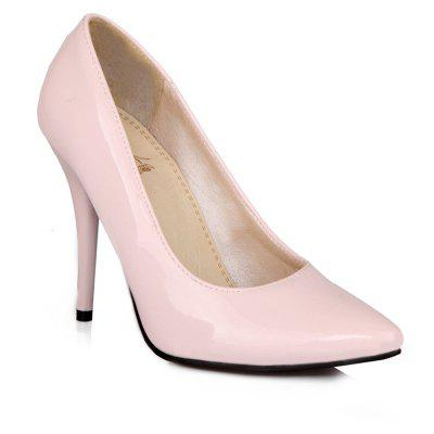 Sexy High and Thin with A Shallow-Top Single-Shoe Ball Wedding Women'S Shoes