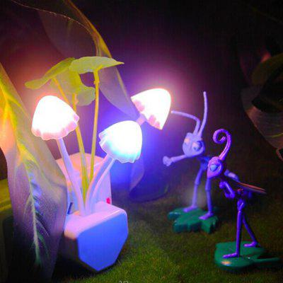 New Fresh Mushroom Colorful Intelligent Light Control Led Night Lights & LED Lights u0026 Flashlights - Best LED Lights and Lamps for Sale with ... azcodes.com