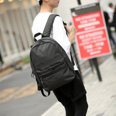 Canvas Backpack Fashion Rucksack Bag Schoolbag Laptop PackBackpacks<br>Canvas Backpack Fashion Rucksack Bag Schoolbag Laptop Pack<br><br>For: Adventure, Climbing, Fishing, Cycling, Camping, Hiking, Traveling<br>Material: Canvas<br>Package Contents: 1 x Backpack<br>Package size (L x W x H): 40.00 x 30.00 x 5.00 cm / 15.75 x 11.81 x 1.97 inches<br>Package weight: 1.0000 kg<br>Product weight: 0.9800 kg<br>Type: Backpack