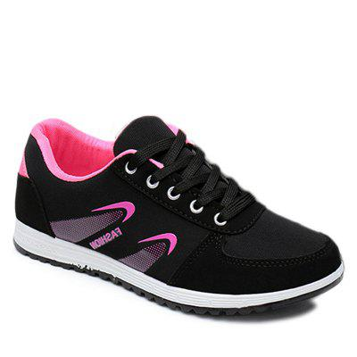 All-Match Fashion Lacing Running Sneakers