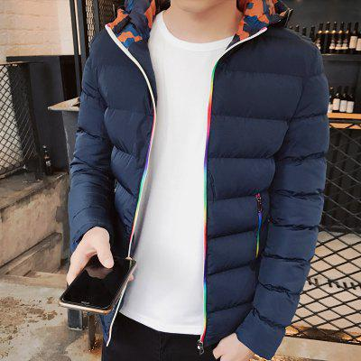 BYF1788 Mens Quilted Coat Comfy Warm Hooded Solid Color CoatMens Jackets &amp; Coats<br>BYF1788 Mens Quilted Coat Comfy Warm Hooded Solid Color Coat<br><br>Clothes Type: Padded<br>Materials: Polyester<br>Package Content: 1 X Coat<br>Package size (L x W x H): 1.00 x 1.00 x 1.00 cm / 0.39 x 0.39 x 0.39 inches<br>Package weight: 0.6000 kg<br>Size1: M,L,XL,4XL,2XL,3XL