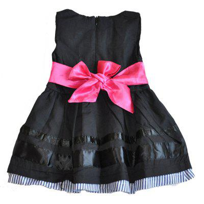 SOSOCOER Girls Dresses 2018 Summer Sleeveless Bow Tie Skirt Performance ClothesGirls dresses<br>SOSOCOER Girls Dresses 2018 Summer Sleeveless Bow Tie Skirt Performance Clothes<br><br>Brand: SOSOCOER<br>Dresses Length: Knee-Length<br>Embellishment: Appliques<br>Material: Cotton, Polyester<br>Neckline: Round Collar<br>Package Contents: 1 x Dress<br>Pattern Type: Bowknot<br>Season: Summer<br>Silhouette: A-Line<br>Sleeve Length: Sleeveless<br>Style: Cute<br>Weight: 0.2200kg<br>With Belt: No